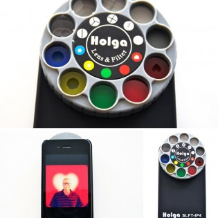 LOVE! HOLGA IPHONE CASE!!